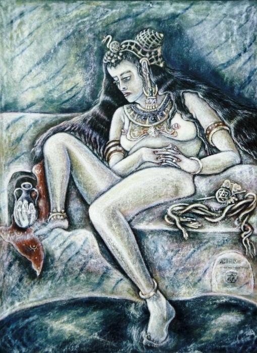 Mary Magdelane